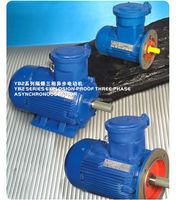 YB2 series anti-explosion three-phase motors used outboard motors
