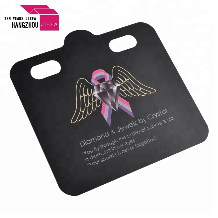 Custom Design Label Garment Hang Tags for Clothing Labels