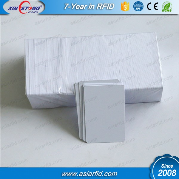 RFID n-tag215 printable sticky card with 3M Adhesive/sticker/label nfc card