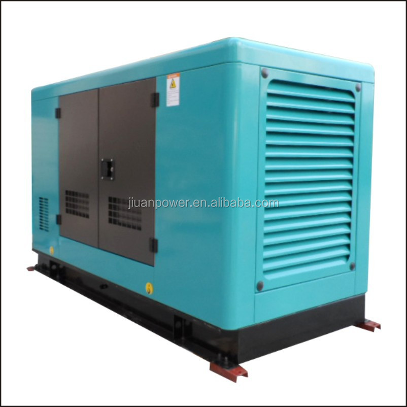 diesel powered electricity yangdong diesel engine gensets 20kva single phase diesel generator