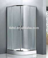 New selling special stainless steel Modern simple shower screenshigh quality shower room