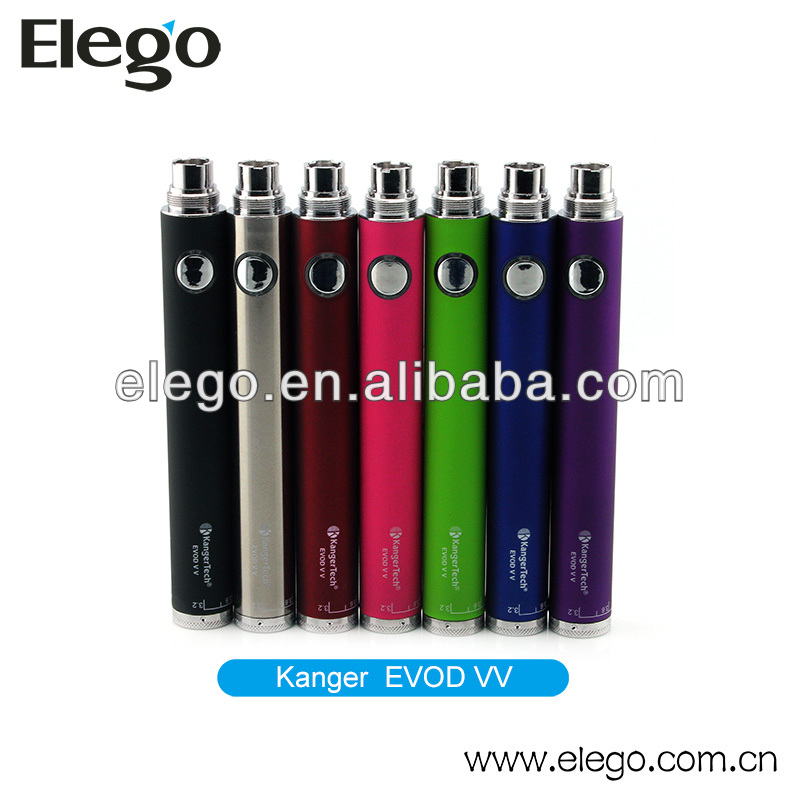 Kanger EVOD VV twist battery 1300 mah&1600mah twist battery