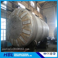 1000L stainless steel crude oil storage tank