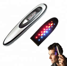 Hot sale Hair Loss Treatment Comb Laser Hair Growth Massage Comb