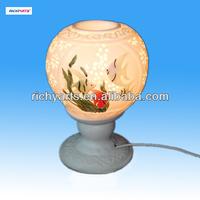 wholesale porcelain electric fragrance oil lamps