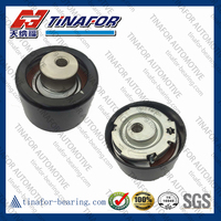 BJ493 ENGINE TENSIONER PULLEY BEARING OE E049307000132