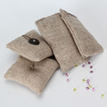 Air freshener type fabric scent sachet, fragrant small bag