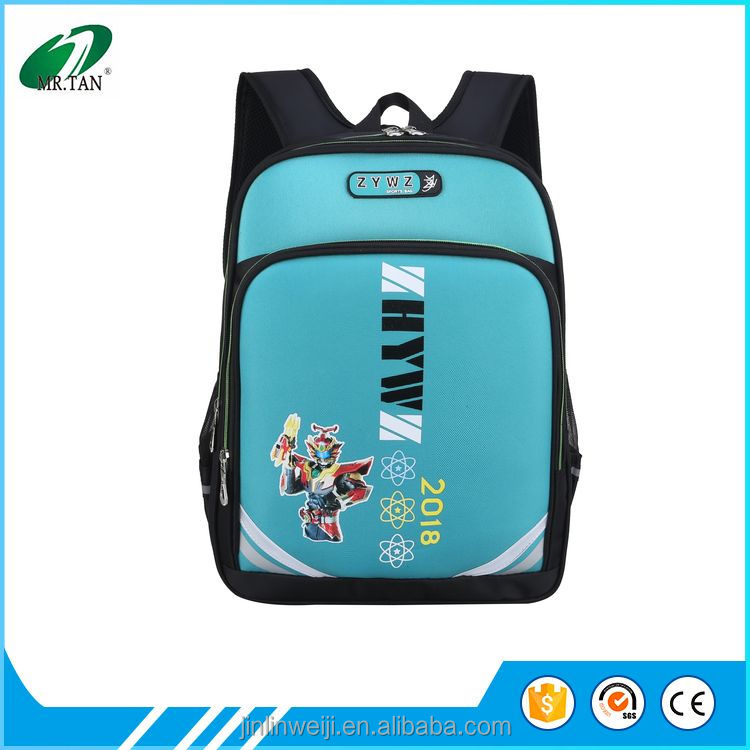 Alibaba China Hot-Sale Leather Gift School Bag