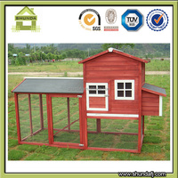 SDC12 outdoor wooden poultry house easy clean chicken coop pet product