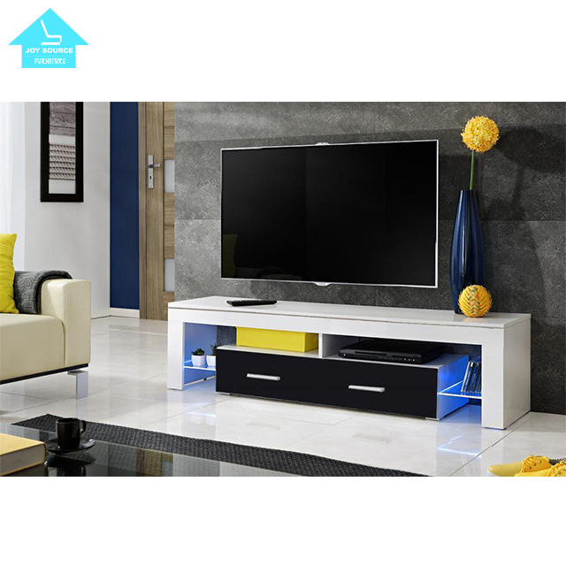 Living Room Furniture Led Tv Wall Unit Design