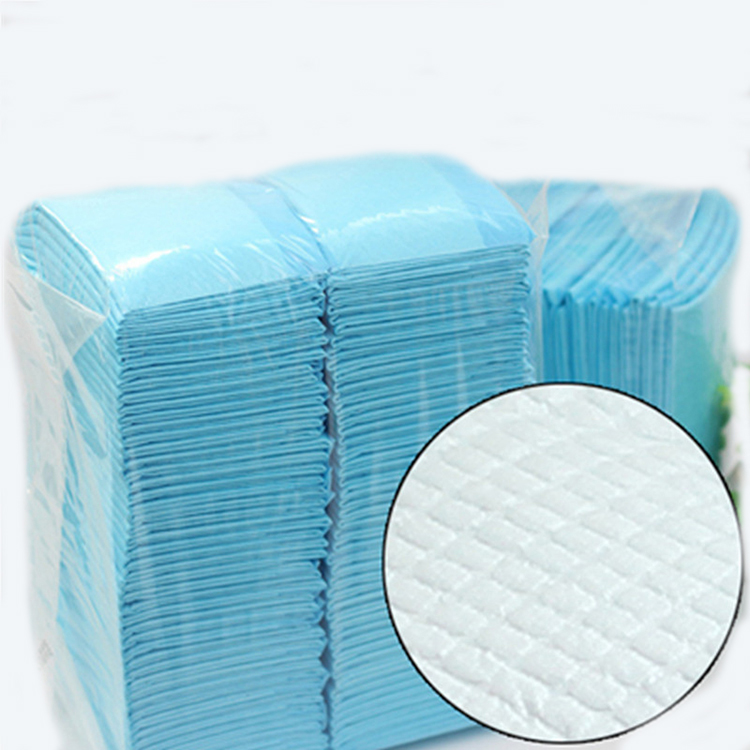 Factory price 6 layers non-woven fabrics dog training pad