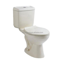malaysia shape of all brand Two Piece P-Trap washdown Toilet bowl