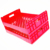 Food Grade Plastic Storage Bread Tray Berry Tray