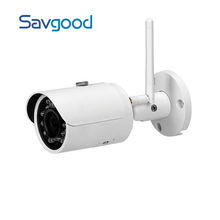 3.0 megapixel security cctv fixed lens weather-proof Mini-bullet Dahua wireless surveillance ip camera wifi IPC-HFW1320S-W