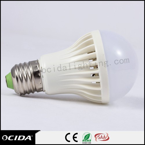 RC connected driver led bulb e27
