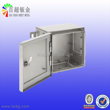 Custom High Quality Outdoor Waterproof Electric Meter Box With Low Price