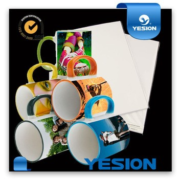 Yesion Factory Sell directly A4 inkjet/laser water slide decal transfer printing paper