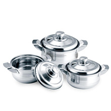 new product high sales durable stainless steel casserole from China factory