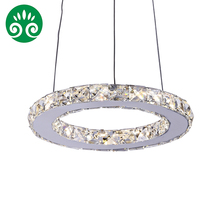XingJun one round circle led linear pendant lighting restoration hardware chandelier for restaurants