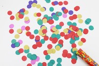 Hot Sale Fuxing Party Popper Handle Confetti Cannon Suppliers Confetti Cannon Rentals