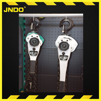 2015 Manually Lever Chain Hoist