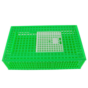HDPE Plastic Chicken Transport Crate /Poultry Carrying Boxes /Used Poultry Cage