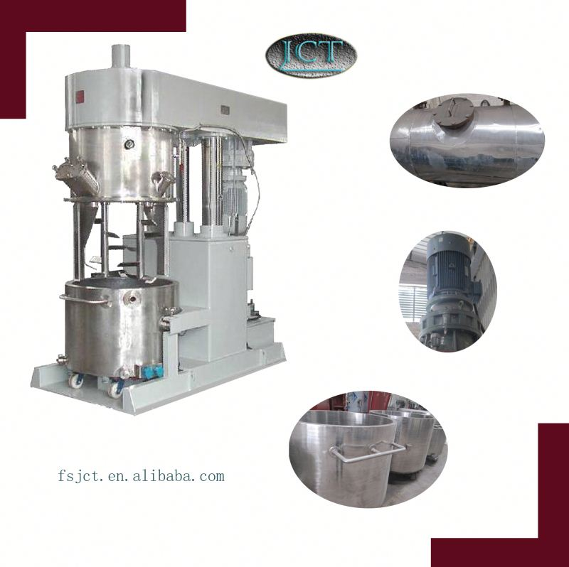 JCT planetary thermo mixer