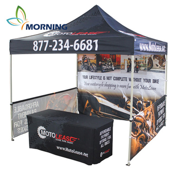 Cheap price folding waterproof outdoor 10x10ft pop up trade show canopy tent