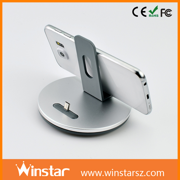 Charge Cradle Mobile Phone Charging Best Portable Docking Station For Iphone 6