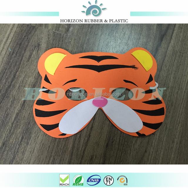 New Cheap Halloween EVA Animal Goat Mask
