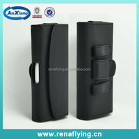 Best selling leather belt clip holster pouch case for iphone 5 made in china