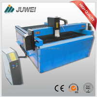 China Made Duct Laser Plasma Cutting Machine With High Speed