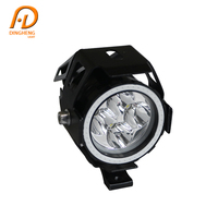 Good Quality 360 Light C1 Motorcycle Dual Color New Led 10000 Lumen 5X7 Led Headlight