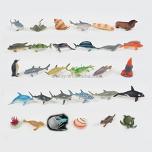 24 Designs Assorted Ocean Set Animal Toy