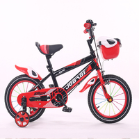 CE standard factory 12 inch kids 4 wheel bike , Carbon steel children Bike, China Wholesale for Cheap Kid Bicycle