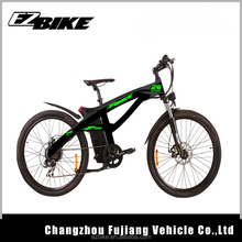 Fashion Soprt Style Motorized Bicycle Cheap Electric Bike For Sale (FJ-TDE01)