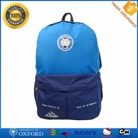 Popular stylish waterproof kids school backapck