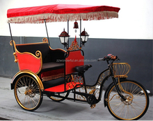 passenger electric tricycle / electric passenger auto rickshaw