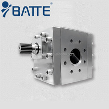 herringbone gear pump for plastic extrusion