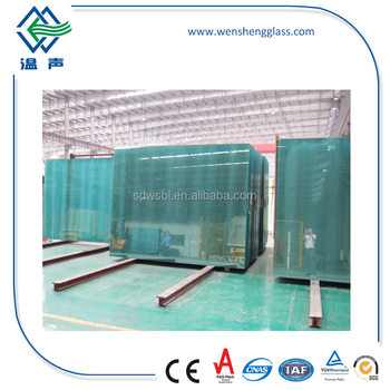3mm-19mm Clear Float Glass
