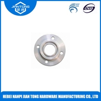 CNC turning part nonstandard sheet metal circle electronic machine joint steel flange