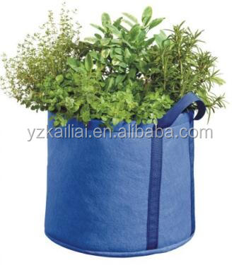 non woven fabric growing bags for vegetables