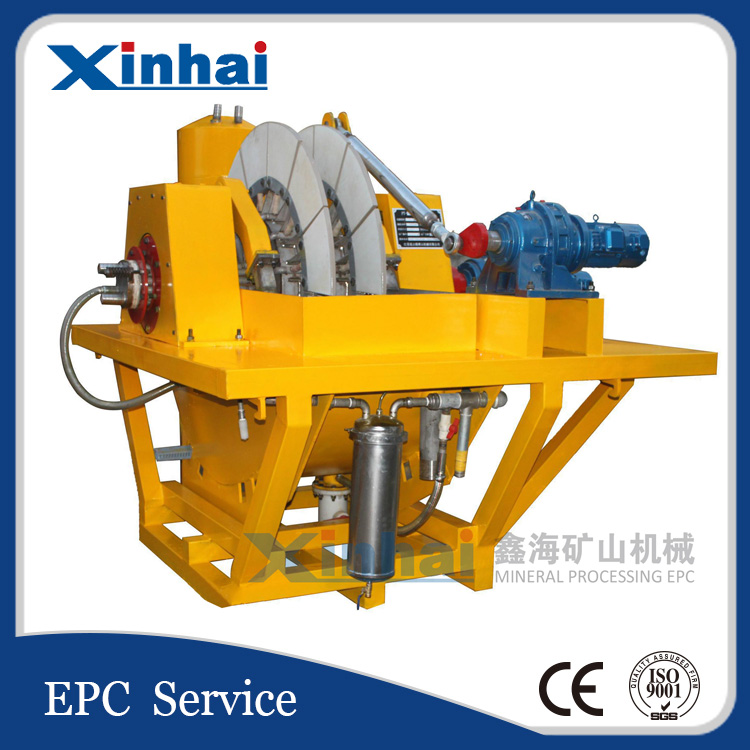 China Durable Ceramic Disc Vacuum Filter for mining dewatering