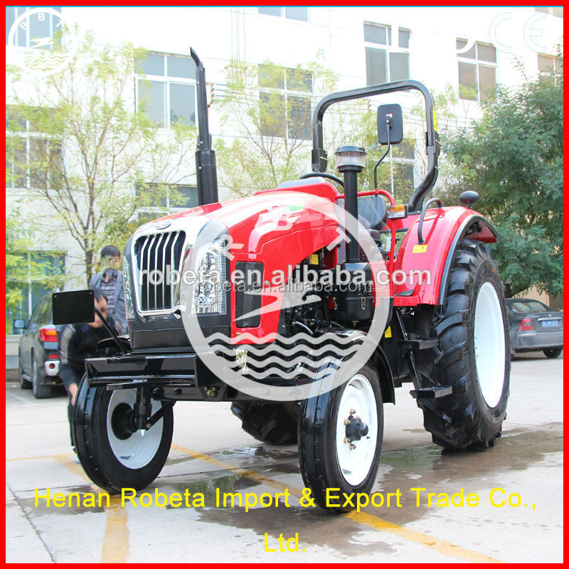 2015 Hot-selling farm tractor trolley grass cutter