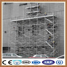 steel products! scissor lift, plettac scaffolding, coupler scaffolding clamp from china tianjin