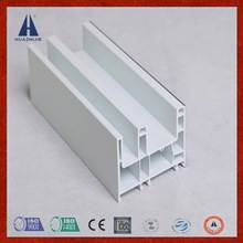 High quality and heat insulation upvc profile manufacturers for window frame