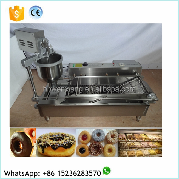 Commercial donut ring making machine for dessert/snack food shop