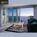 Exterior lowes glass folding door