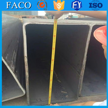 Tianjin square rectangular pipe ! steel welded 20 inch pipe shs carbon steel pipe price per ton