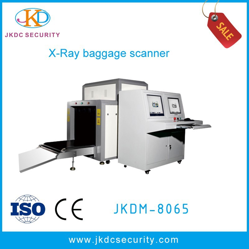 checking luggage in airport and hotel for security purpose x-ray luaggage scanner